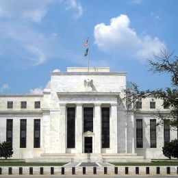 The Federal Reserve, main building pictured,  has decided to loan more money to banks.