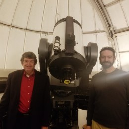 Observing the Heavens and the Earth: An inside look at Bradstreet Observatory and its history.