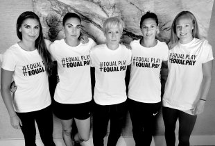 She Believes: Inspiring change in the women's sports realm.