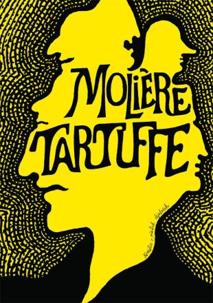 Tartuffe in Quarantine: A look into how the Theatre Department is still performing through Zoom.