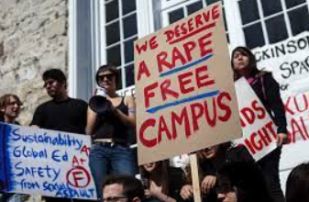 Zero Reports Does Not Equal Zero Rapes: Low statistics do not mean assault isn't happening– just that it isn't being reported.