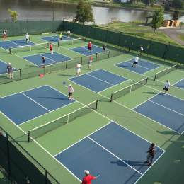What-Ball?: Pickleball: the sport for all ages and all skill  levels.