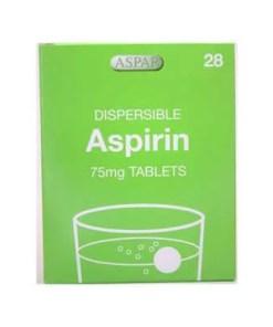 Aspirin 75mg