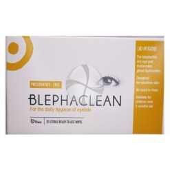 Blephaclean wipes