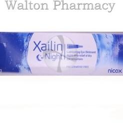 Xailin night
