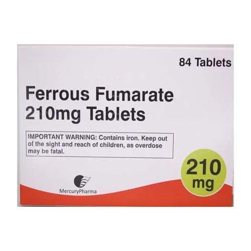 mercury ferrous fumarate