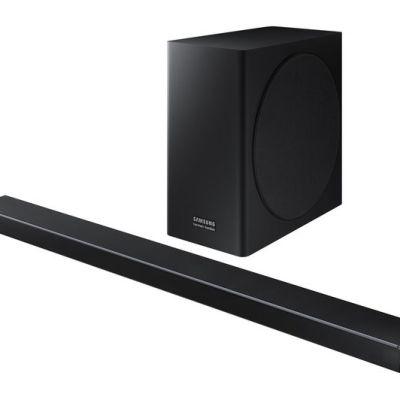 SAMSUNG harman/kardon HW-Q70R 3.1.2 Wireless Sound Bar with Dolby Atmos
