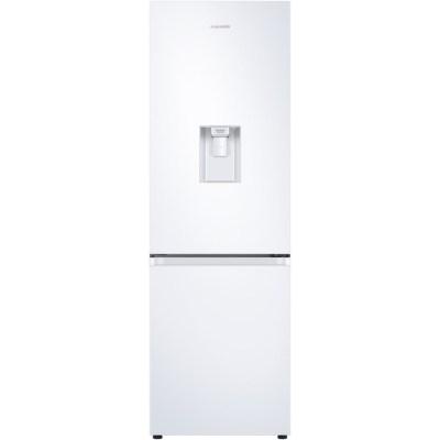 Samsung RB34T632EWW/EU Frost Free Fridge Freezer with non plumbed water dispenser, White