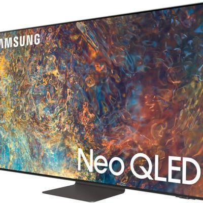 Samsung QE75QN94AATXXU 75″ Smart 4K Ultra HD HDR Neo QLED TV with Bixby, Alexa & Google Assistant