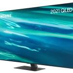Samsung QE75Q80AATXXU 2021 75″ Smart 4K Ultra HD HDR QLED TV with Bixby, Alexa & Google Assistant