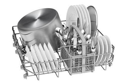 BOSCH Serie 2 SGS2HKW66G 60cm Standard Dishwasher | White
