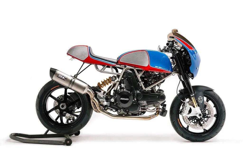 new WSM Leggero Ducati GTS