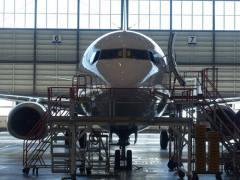ANA機体工場見学で飛行機に大興奮!予約は?お土産は?