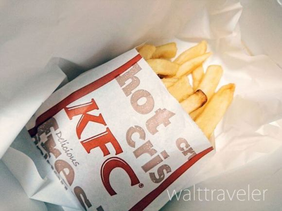 KFCフライドポテト
