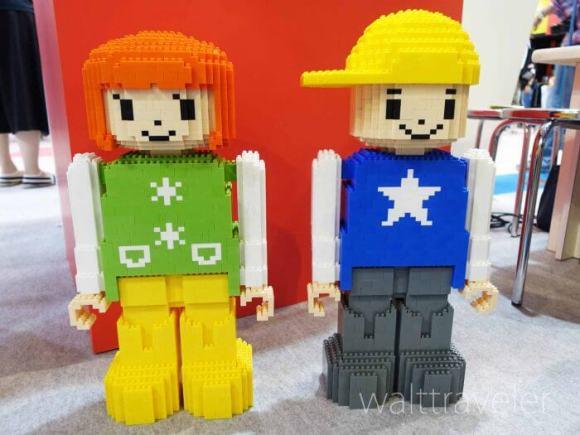 東京おもちゃショー ダイヤブロック
