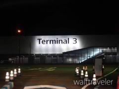 成田空港第3ターミナルへの行き方!まずは車で駐車場まで行ってみた!