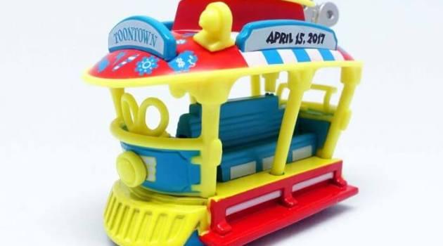 ディズニーランド34周年限定トミカはジョリートロリー!トゥーンタウンのあの乗り物がトミカで復活!