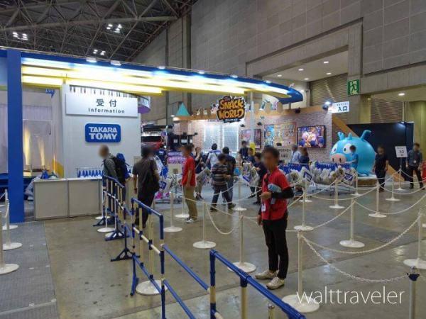 東京おもちゃショー2017 タカラトミー
