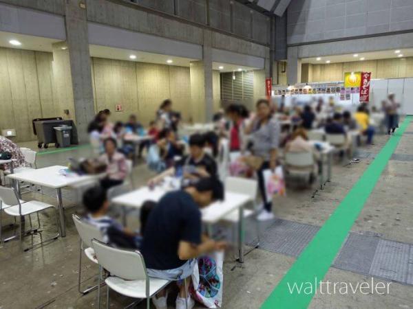 東京おもちゃショー2017 フード