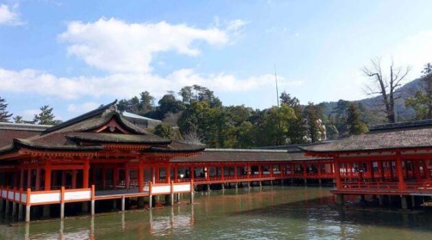 【広島日帰り旅行】春秋航空で厳島神社・原爆ドーム・広島平和記念公園へ!