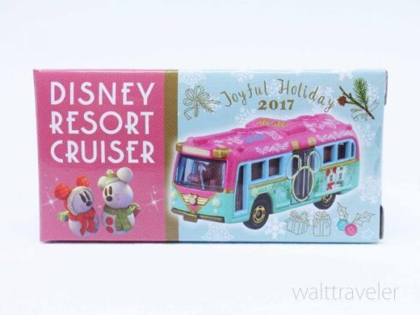 トミカ ディズニークリスマス2017 ディズニーリゾートクルーザー