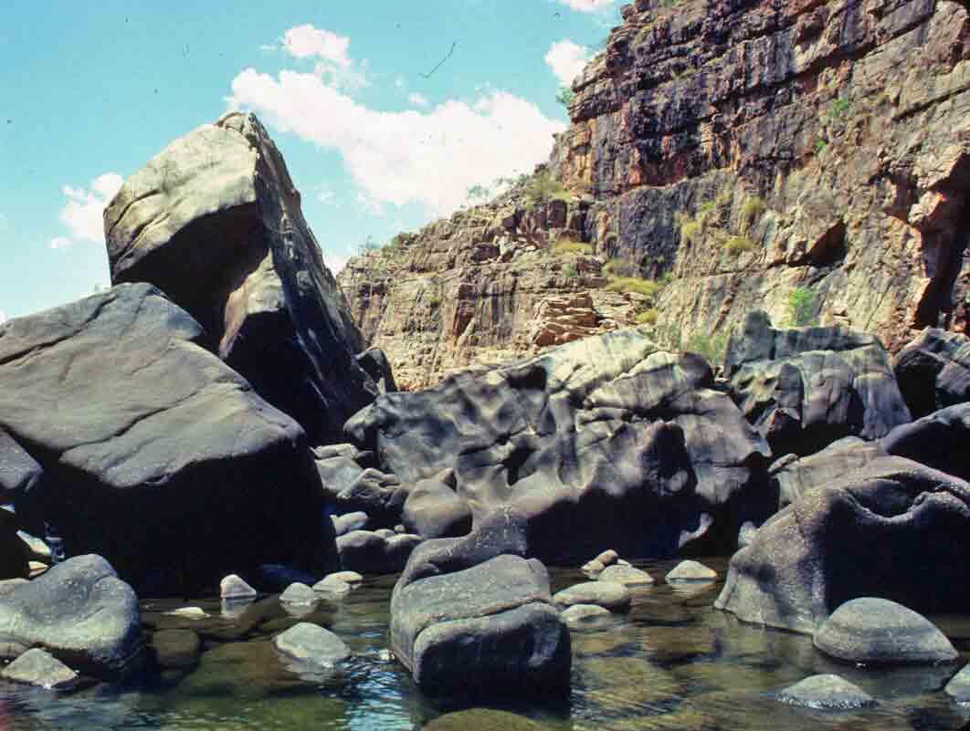 Katherine Rocks