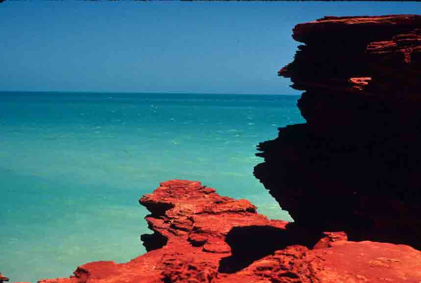 Indian Ocean from Broome
