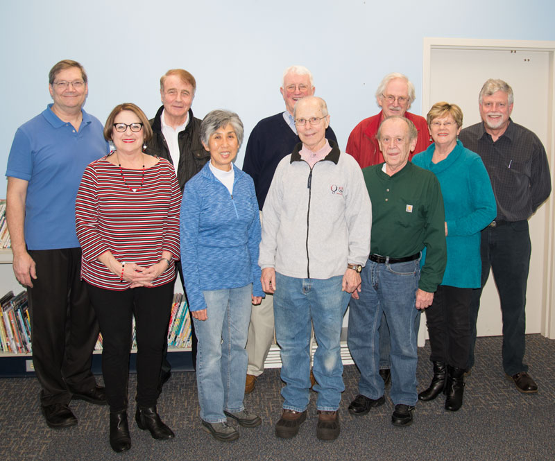 Waluga Neighborhood Association Board