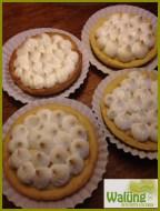 Pie de limón individuales