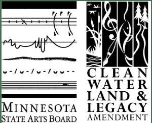 MN State Arts Board logos.