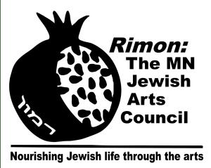 Rimon: The MN Jewish Arts Council logo