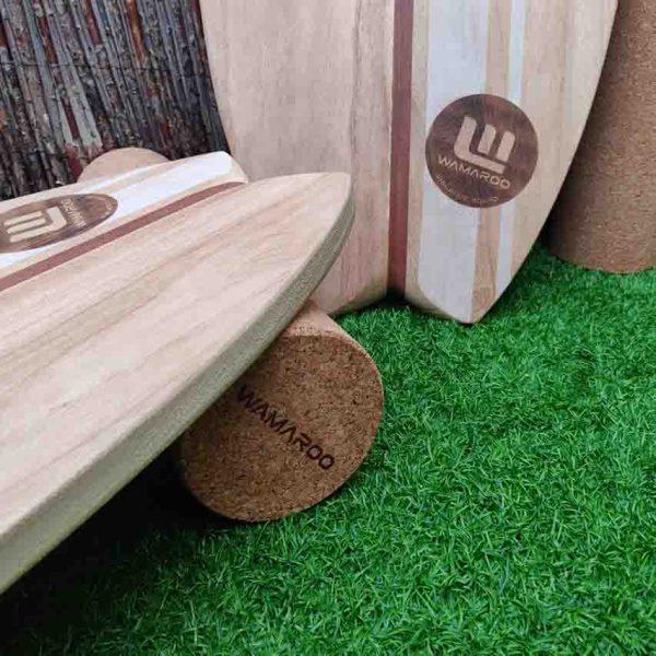 wamaroo balance board madera