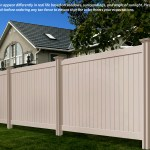 Wambam Fence Blog No Dig Vinyl Fence That S Fun To Install
