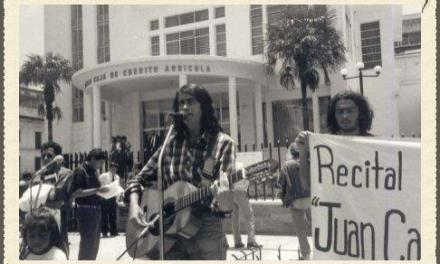 Jaime, el amigo de la guitarra y el verso, «mil gracias por existir» por CEDHU