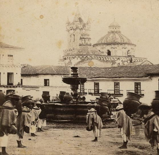 La historia del agua en Quito. ¿Qué modelo de ciudad se creó? – Ojo de agua
