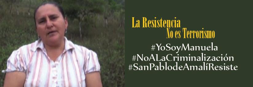 """Yo soy Manuela """"Tengo 7 días más de libertad"""" en Ecuador"""