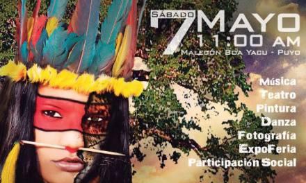Festival Amazonía Indomable, por los procesados y procesadas en Ecuador – #ResistirEsMiDerecho