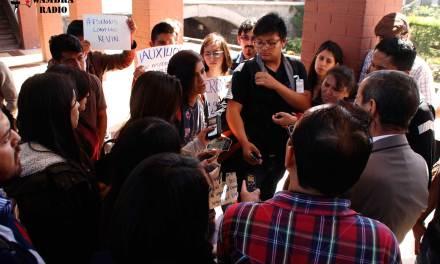 Criticas a modelo de  seguridad de la U. Central por agresión a estudiante