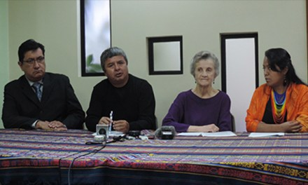 Organizaciones rechazan posible reelección de Defensor del Pueblo