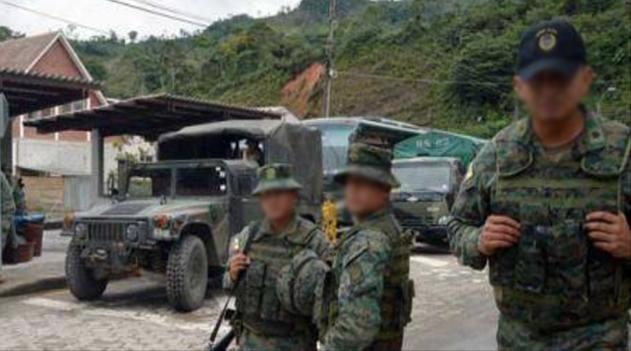 Urgente: Panantza y San Carlos foco de intervención militar