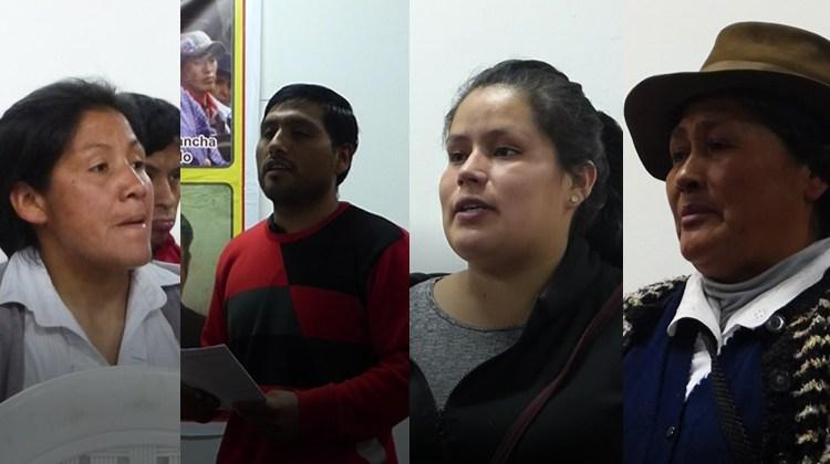 #Perú – 24 años de prisión a dos comuneros por falso secuestro de funcionarias de #Antamina