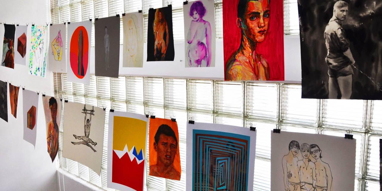 La diversidad irrumpe en la universidad a través de una muestra de arte