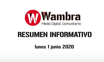 Corona Virus Ecuador – resumen 1 de junio 2020