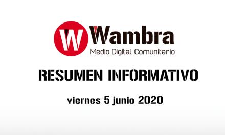 Corona Virus Ecuador – resumen 5 de junio 2020