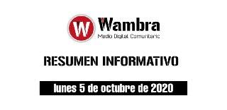 Resumen 5 octubre 2020