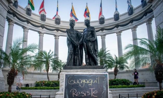 El páramo está en Guayaquil