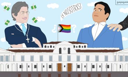 ¿Cómo están los derechos LGBTI en las propuestas de gobierno de Arauz y Lasso?