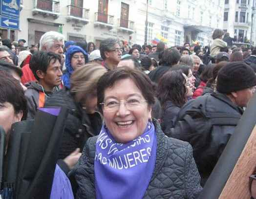 Virginia Gómez de la Torre - Fundacion Desafio
