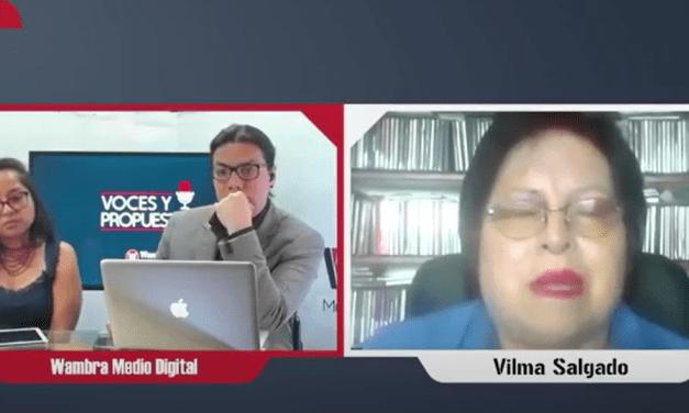 """Wilma Salgado: """"El FMI vela por los intereses de los países acreedores de deuda"""""""