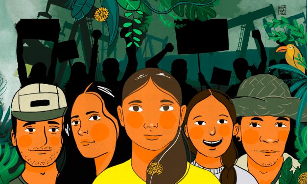 La promesa de Escazú para las y los jóvenes que defienden la naturaleza en Ecuador